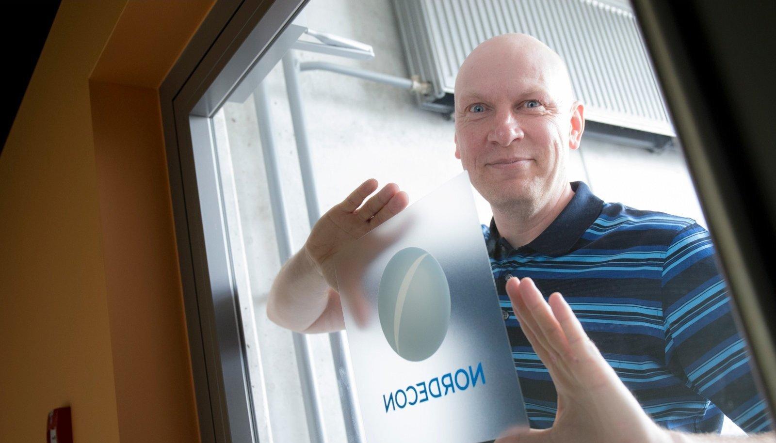 Nordeconi juhatuse esimees Jaano Vink viib ettevõtte aktiivsemalt välisturgudele.