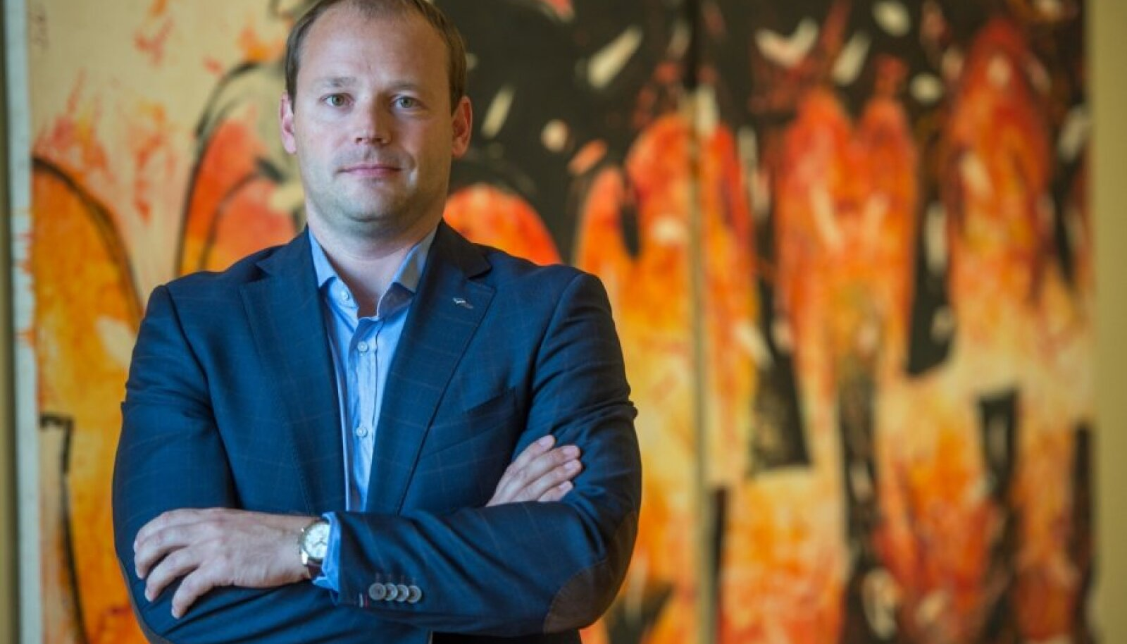 Arto Aas, RK majanduskomisjoni esimees