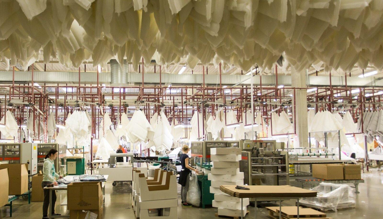 Wendre tehas Pärnus.