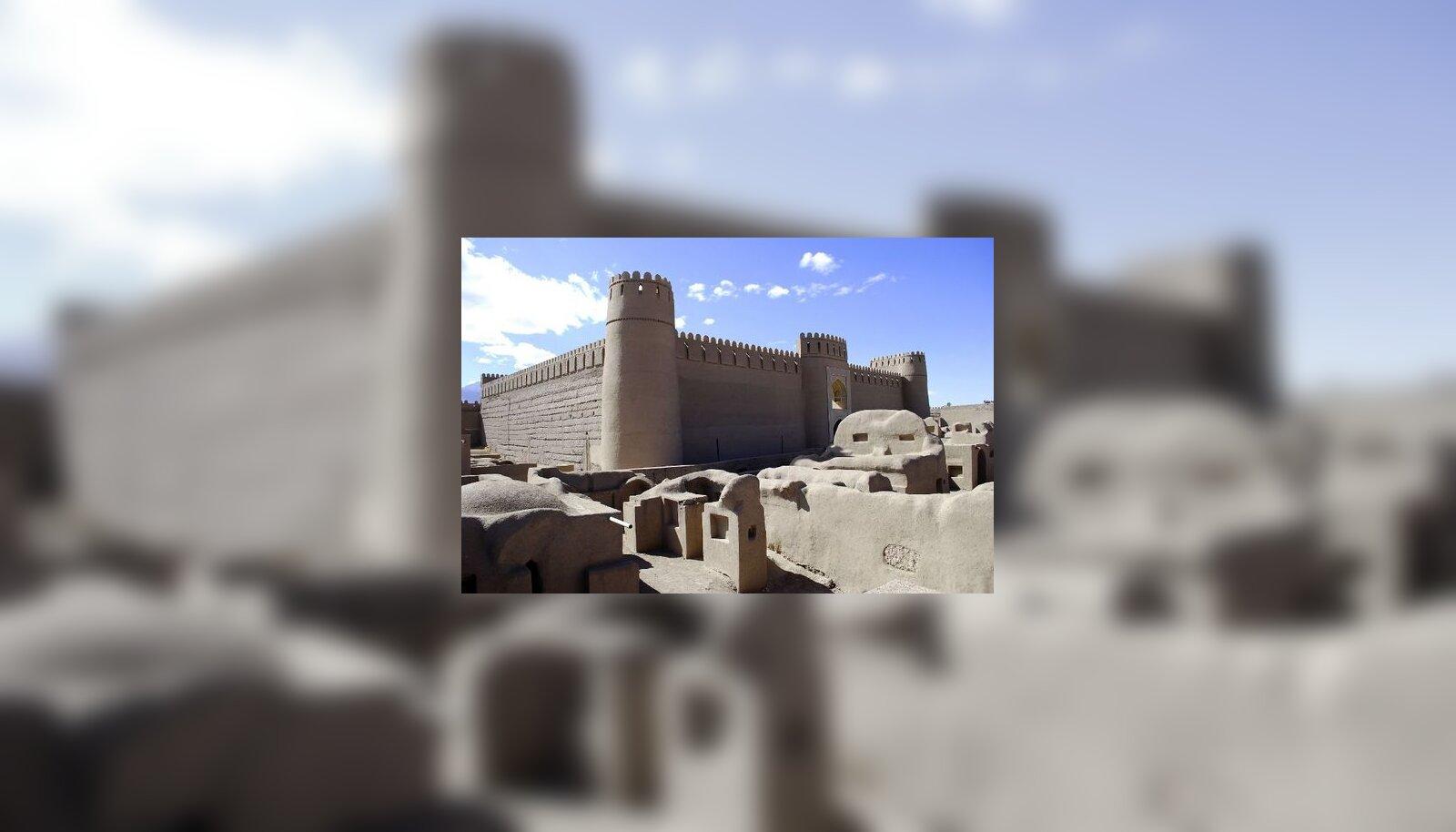 Iraanis on turist veel jumala kingituseks