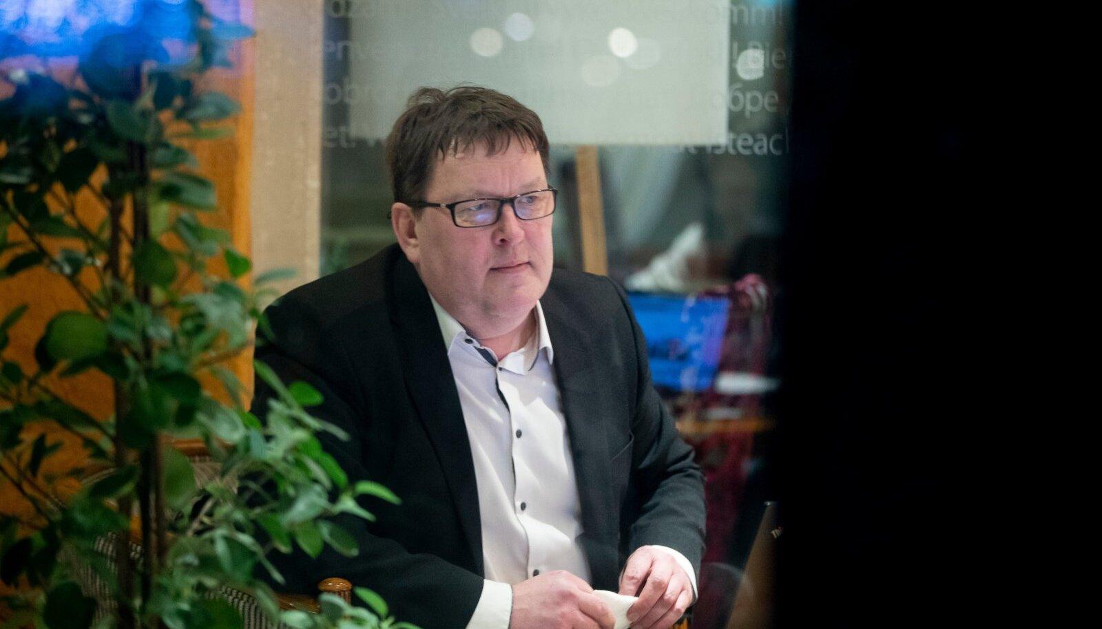 EVEA president Heiki Rits