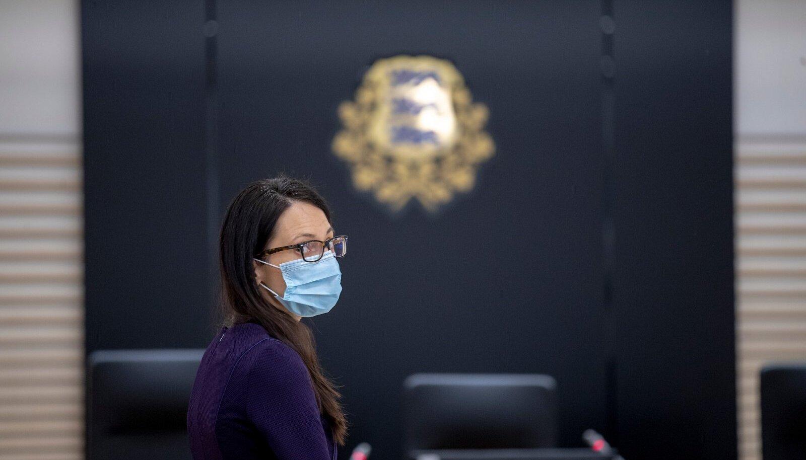 Prokurör Kelly Kruusimägi süüdistab Marko Vesi Mihkel Haavelile surmava tervisekahjustuse põhjustamises. Vesi tunnistab süüd vaid osaliselt.