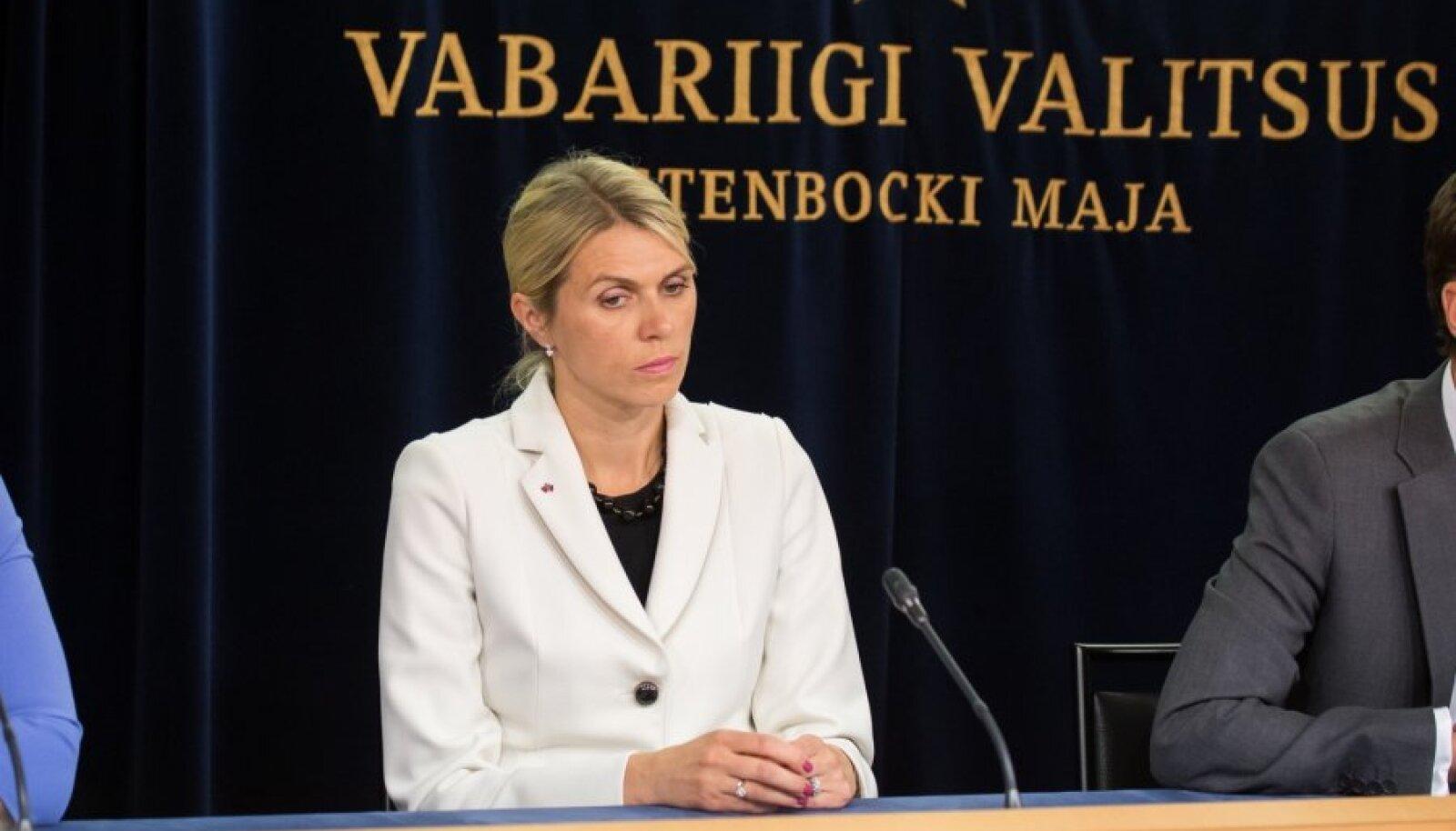 Majandus- ja taristuminister Urve Palo