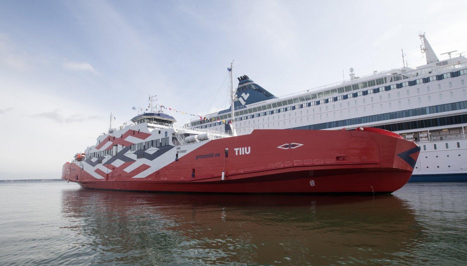 Parvlaev Tiiu suunatakse Rohuküla-Heltermaa liinilt Virtsu-Kuivastu liinile.