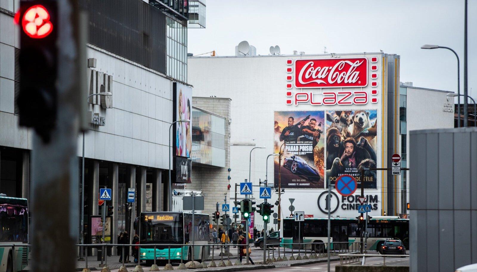 Konkurentsiamet näitas punast tuld. Tallinna kobarkino Coca-Cola Plazat käitava Forum Cinemase juhti Kristjan Kongot tabasid eelmise reede sündmused justkui ootamatult.