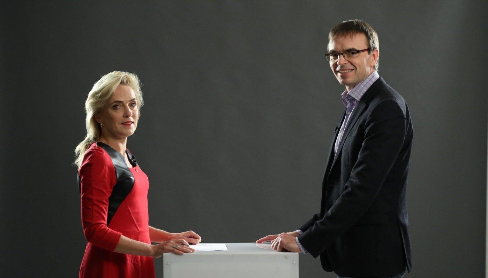 Vilja Kiisler: õigusriigis peaksid ametnikud ja poliitikud ajama ühte asja