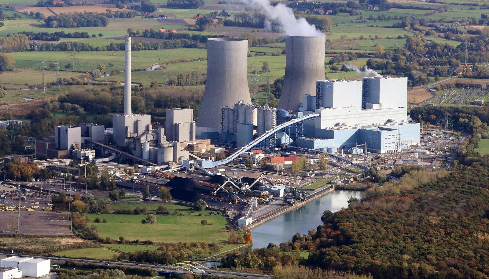 RWE Kraftwerk Westfalen. Foto: Tim Reckmann