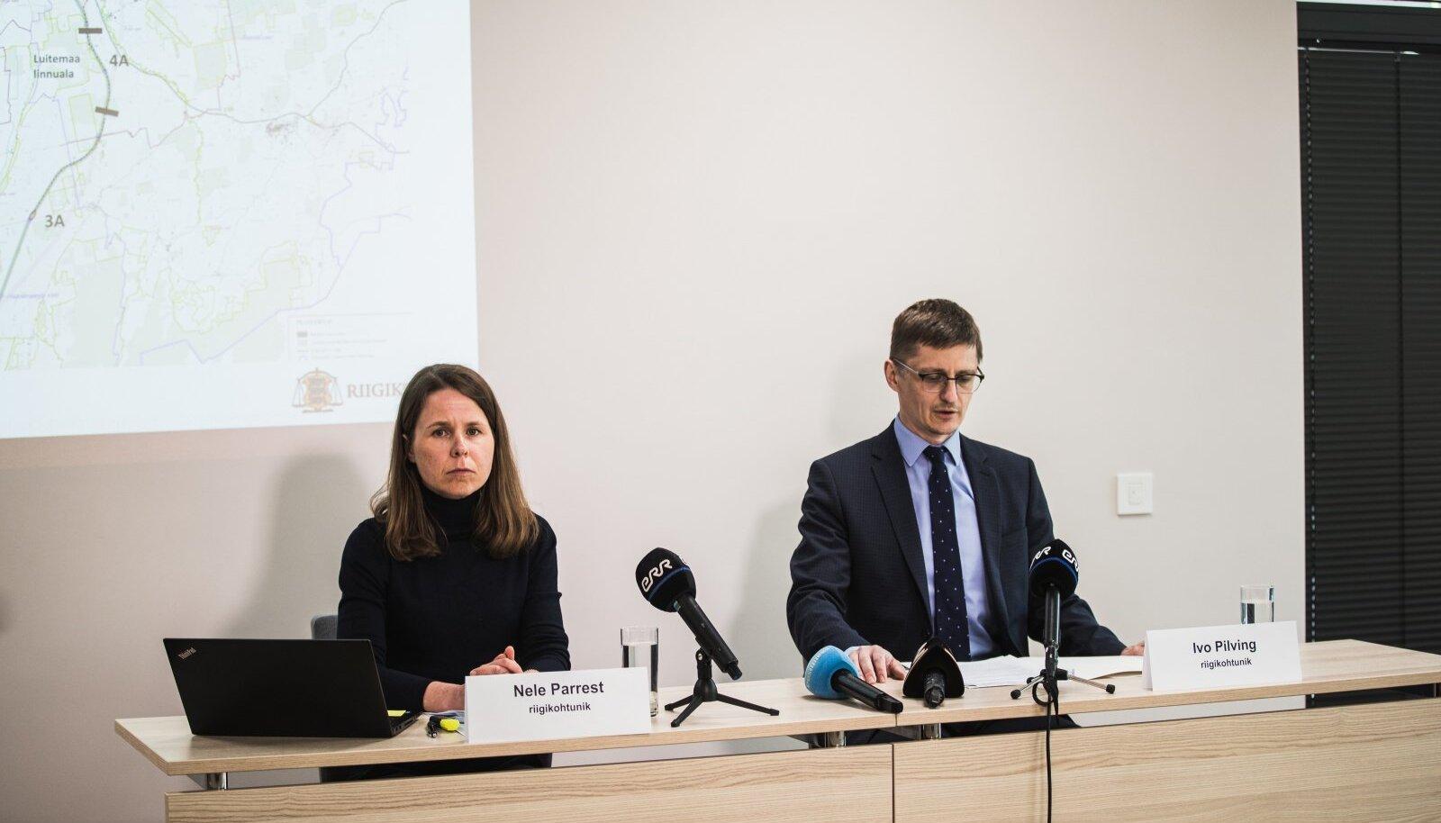 Riigikohtunike Nele Parresti ja Ivo Pilvingu sõnul jäi selgusetuks, miks jäi sel lõigul Natura hindamine tegemata.