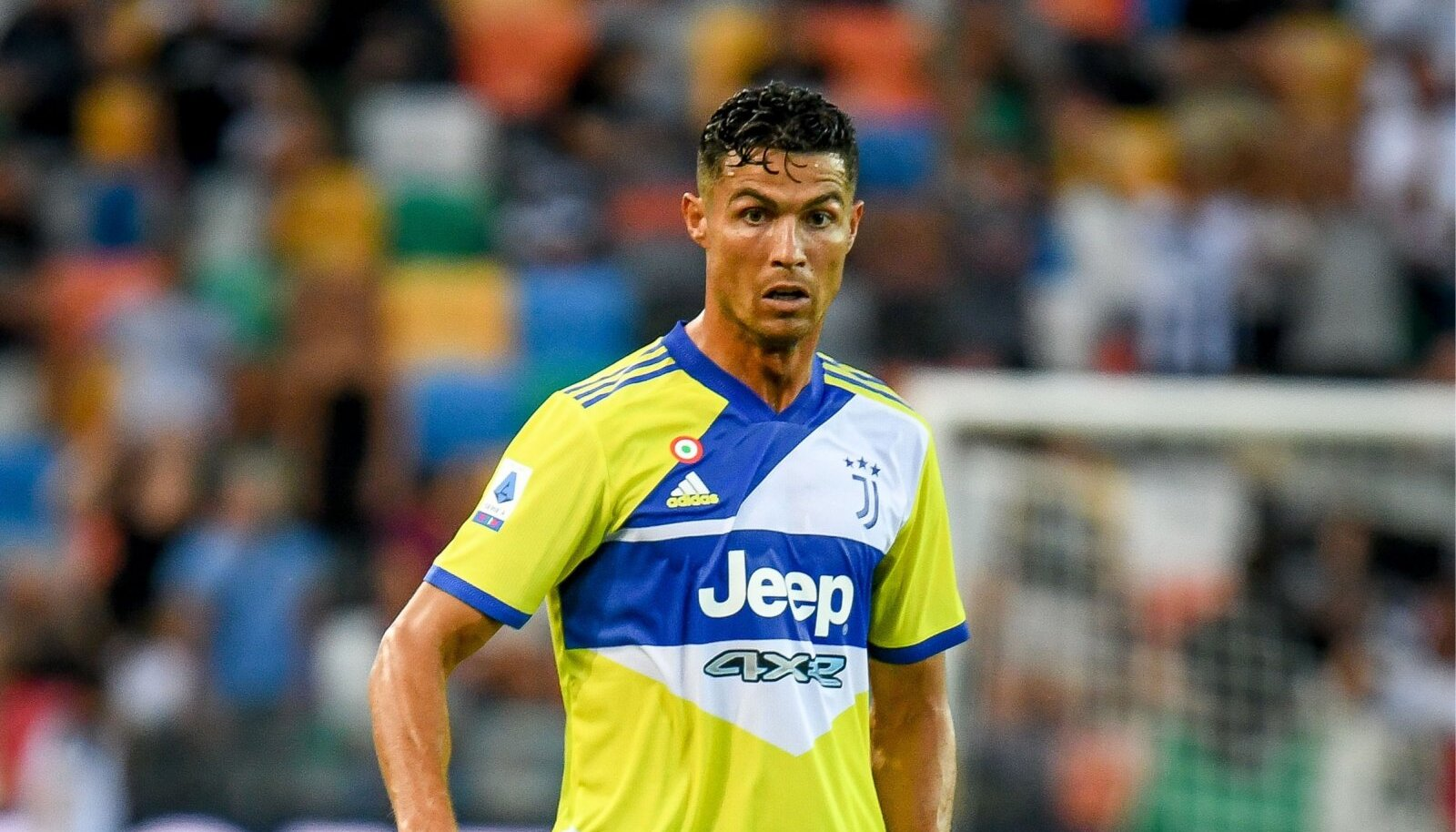 Cristiano Ronaldo siin veel Torino Juventuse särgis.