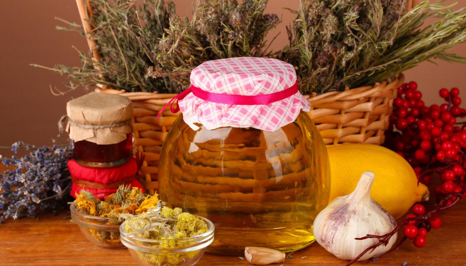 Looduslikud vahendid aitavad haigusi ennetada