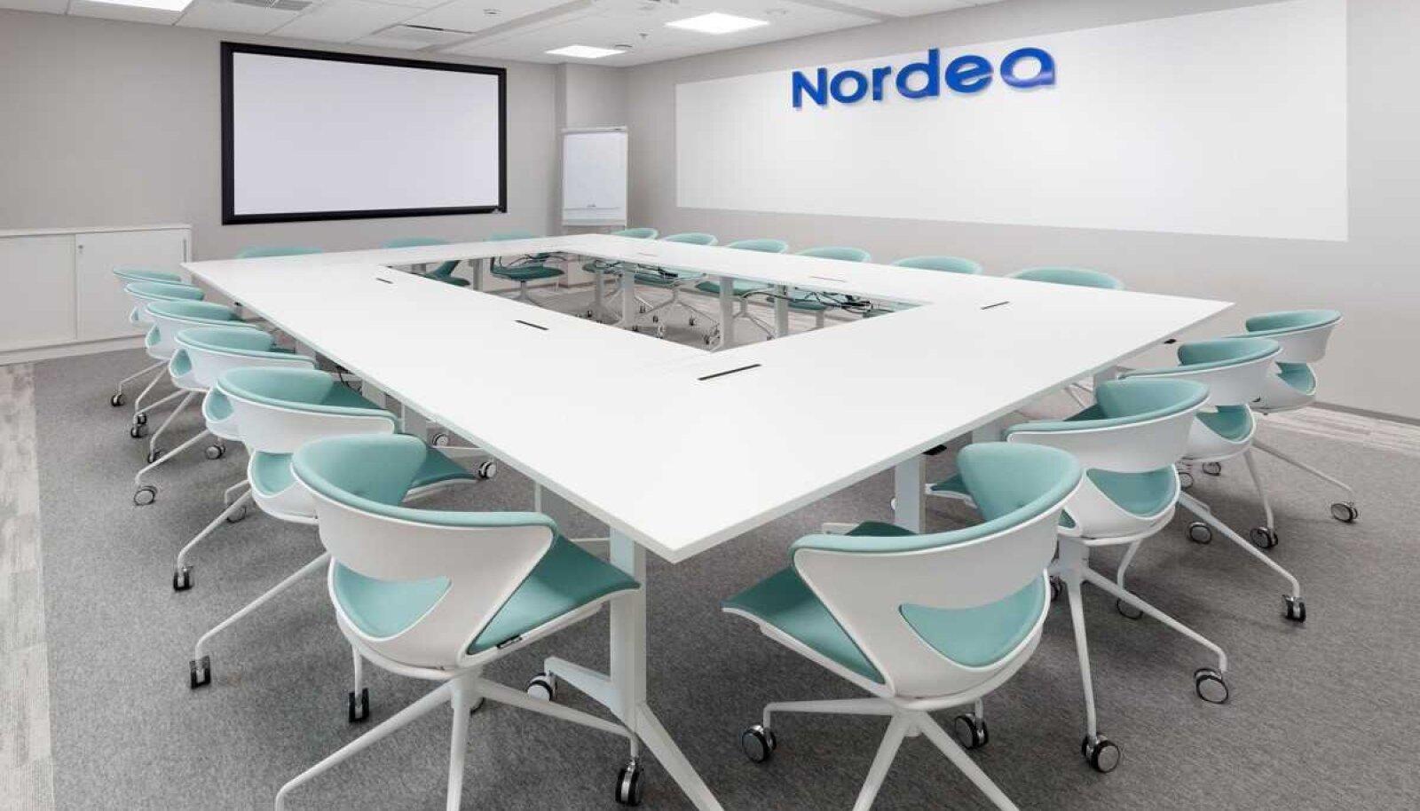 Nordea Eesti uus teenuskeskus