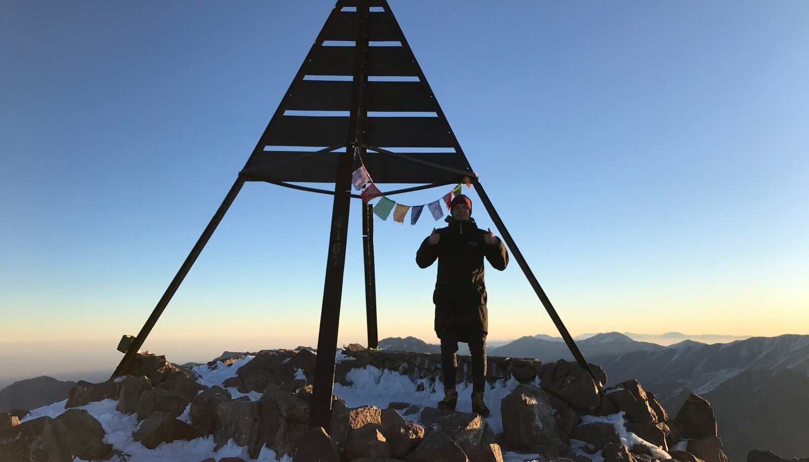 TIPUS: 4167 meetriga on Toubkal Araabiamaailma kõrgeim tipp.