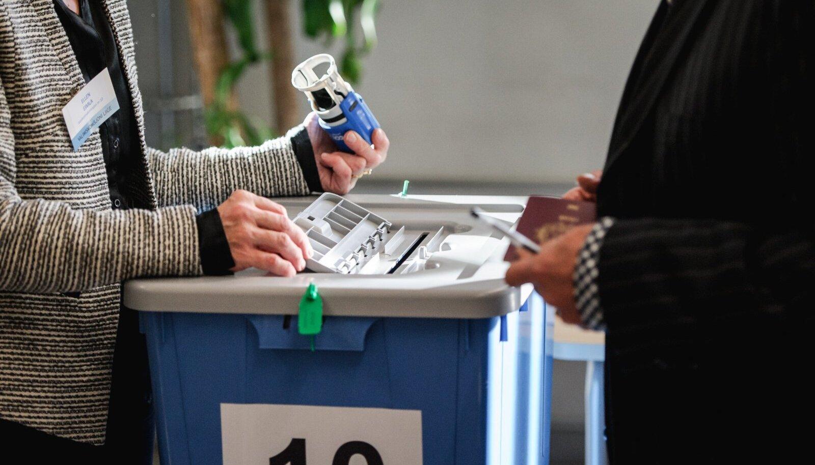 Tulevikus võib avaneda KOV-valimiste kõrvale teisigi võimalusi kohalikus elus kaasa rääkida