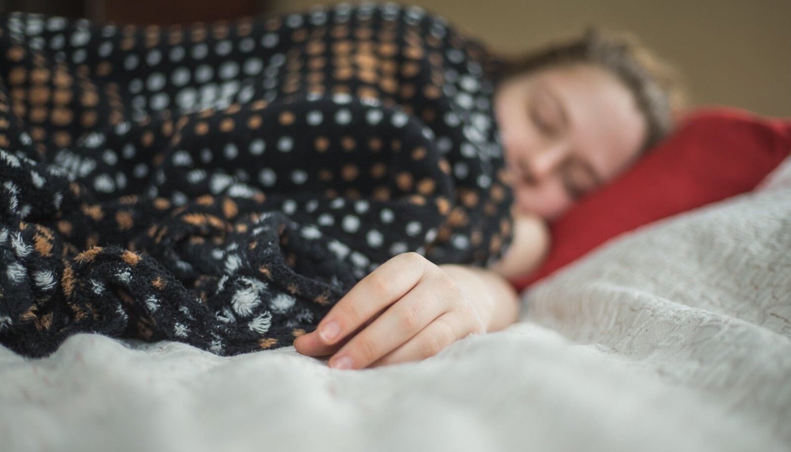 """""""Õhtul töölt koju jõudes viskasin diivanile pikali, et puhkan 15 minutit, aga ärkasin kell üheksa."""" Foto on illustreeriv"""