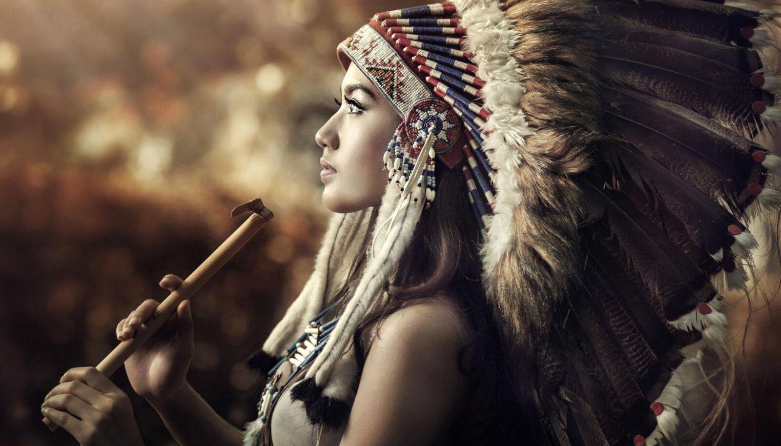 Indiaanlaste tarkused sobivad ka tänasesse päeva