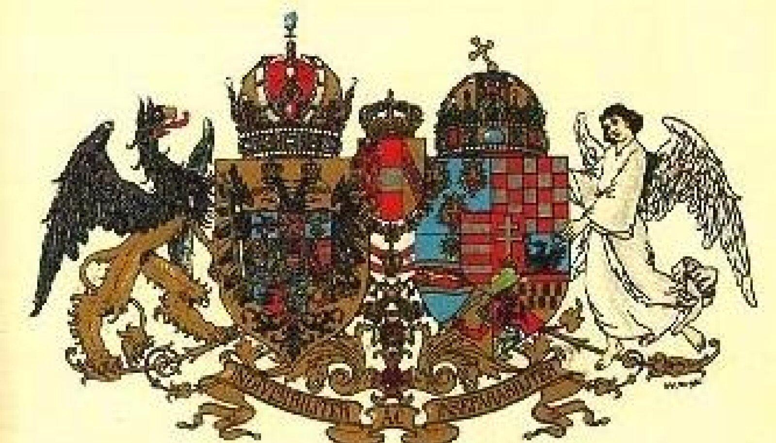 Habsburgide vapp