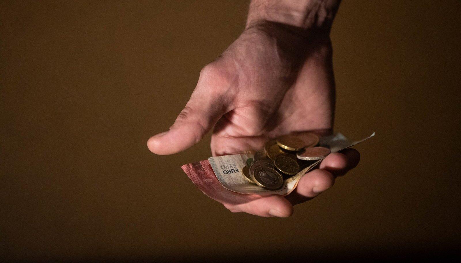 Teisest pensionisambast raha väljavõtjatel on kogutud keskmiselt mõnevõrra suurem summa kui teistel pensionikogujatel.