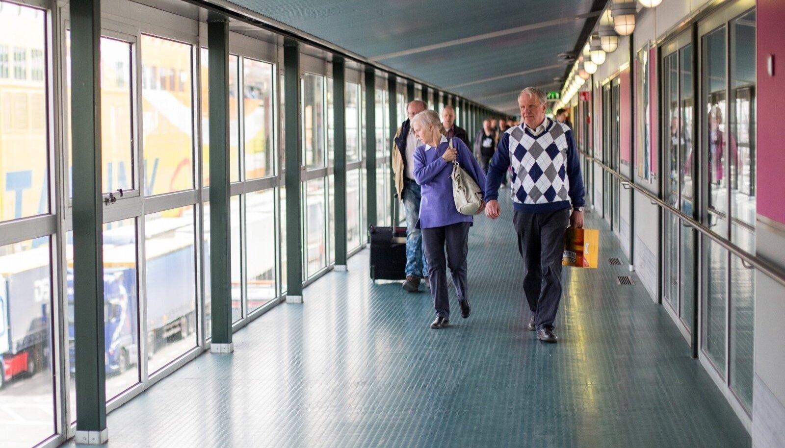 Soome turistid