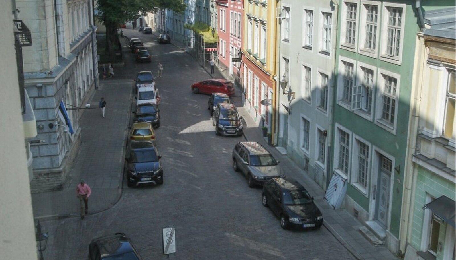 Korterelamud Tallinna vanalinnas