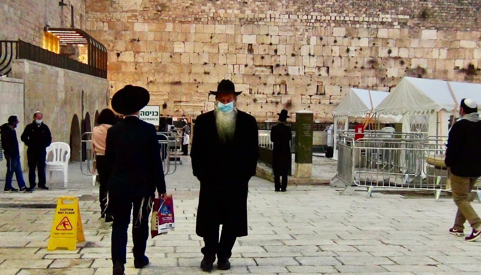 COVID-19 Iisraelis