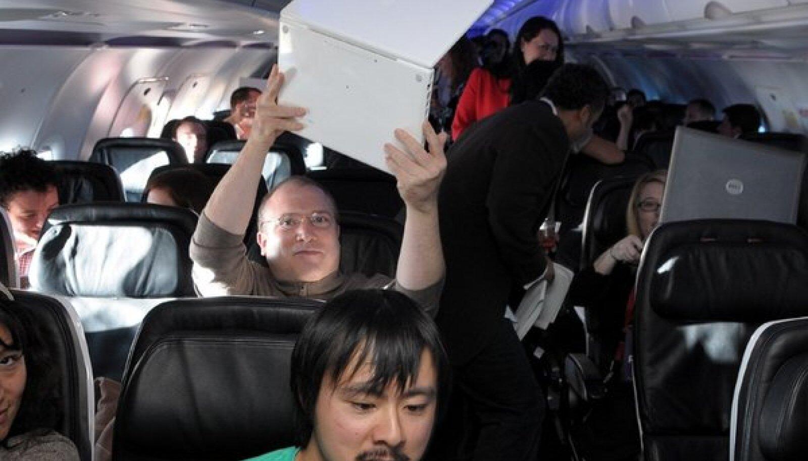 wifi lennukis