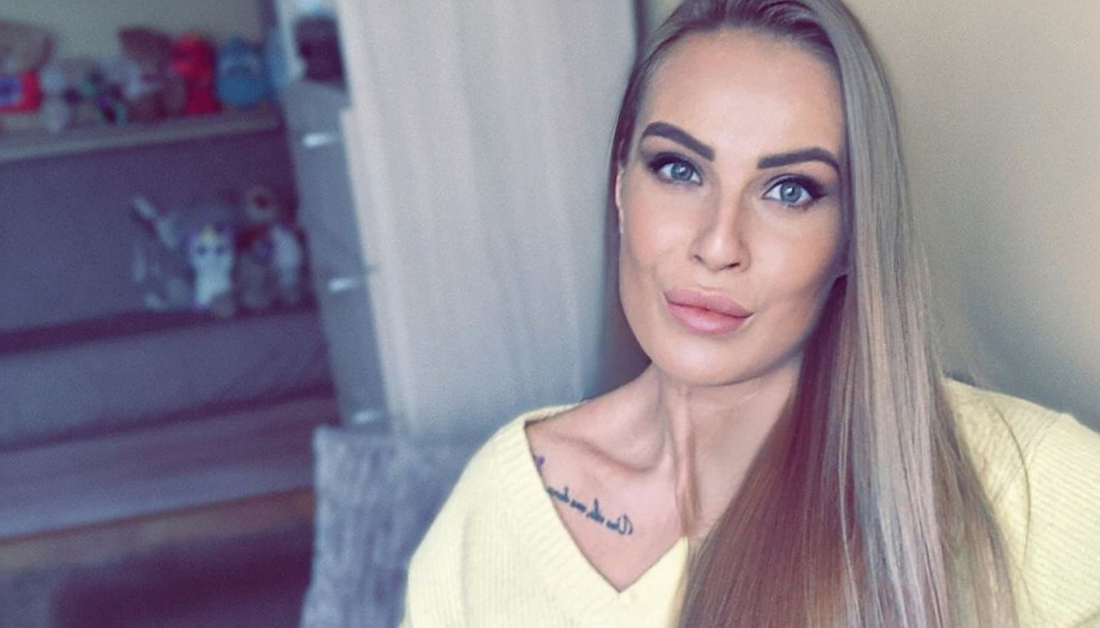 ARMASTUS: Polina tuli armastuse pärast Venemaalt Eestisse, pärast abielulahutust oli pühendunud ema oma kahele väikesele lapsele.