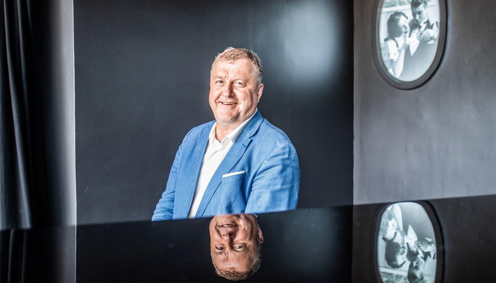SKANDAALI KESKMES: Rahvusooper Estonia peadirektor Aivar Mäe