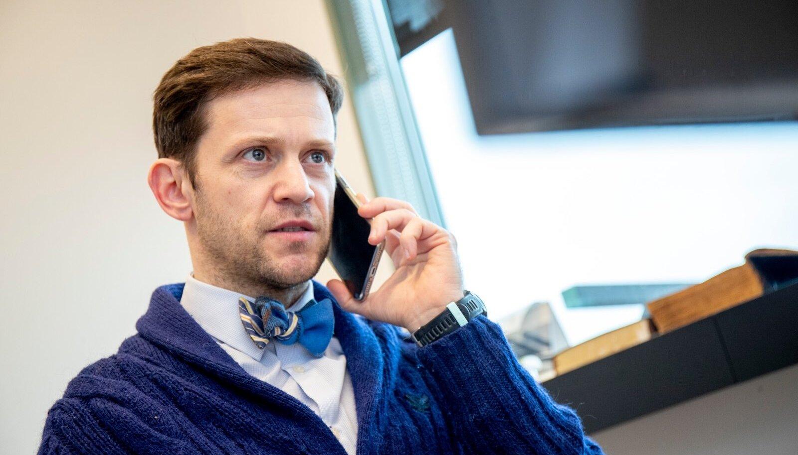 Risto Sepp on veendunud, et inimeste vastutustunde suurendamine on investeering tulevikku, tänu millele austatakse üksteist rohkem.