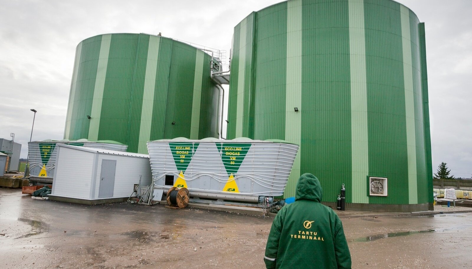 Ilmatsalu biogaasijaam
