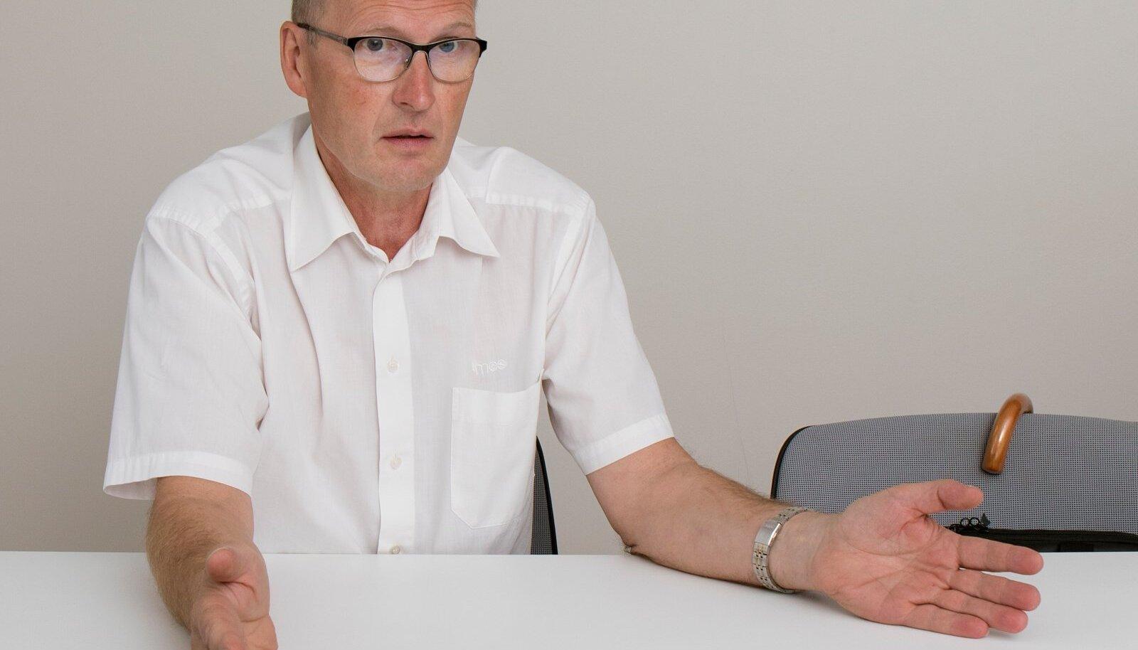 Raul Rosenberg – Maaelu Edendamise Sihtasutuse juhatuse esimees