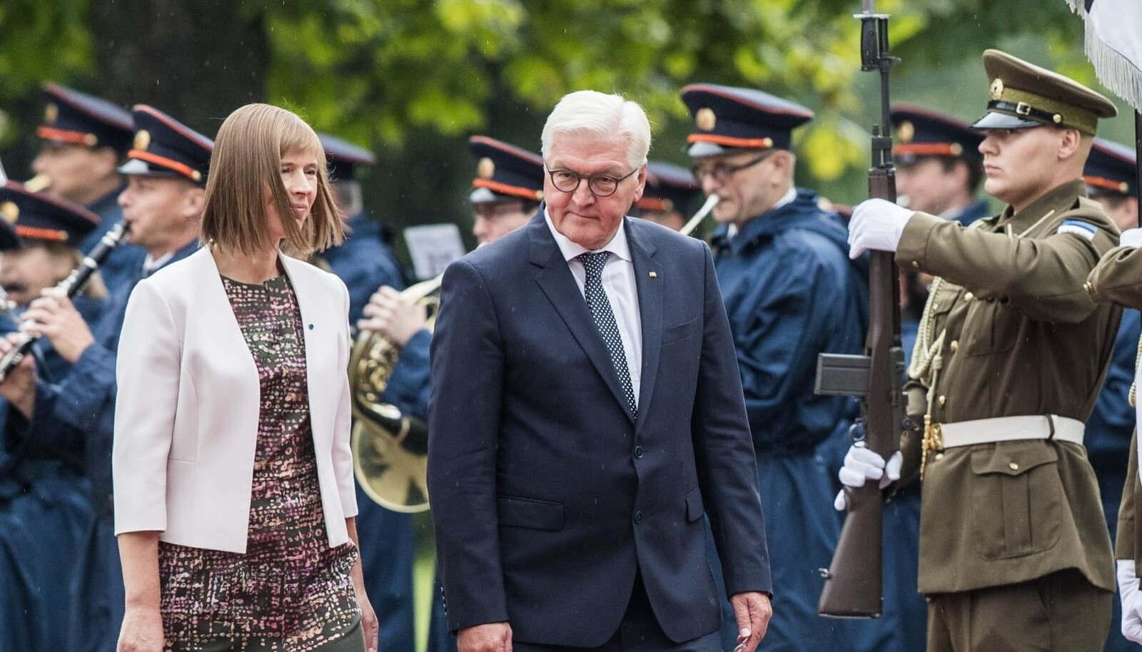 Frank-Walter Steinmeieri visiit Eestisse