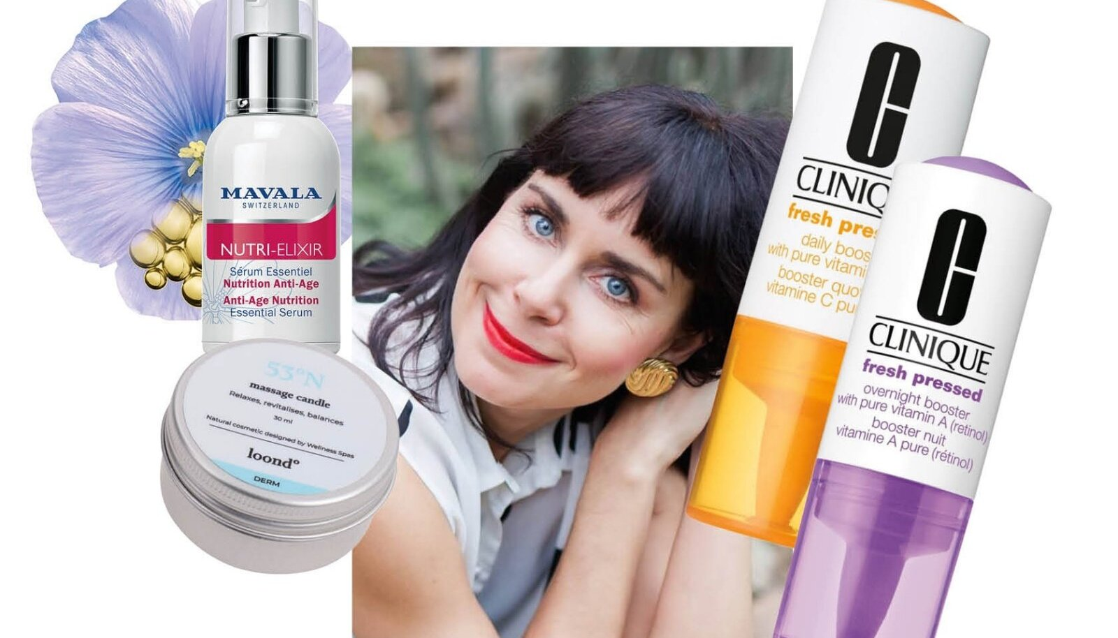 Uusi kosmeetikatooteid testis loovjuht Kädi Kaasikmäe (43).