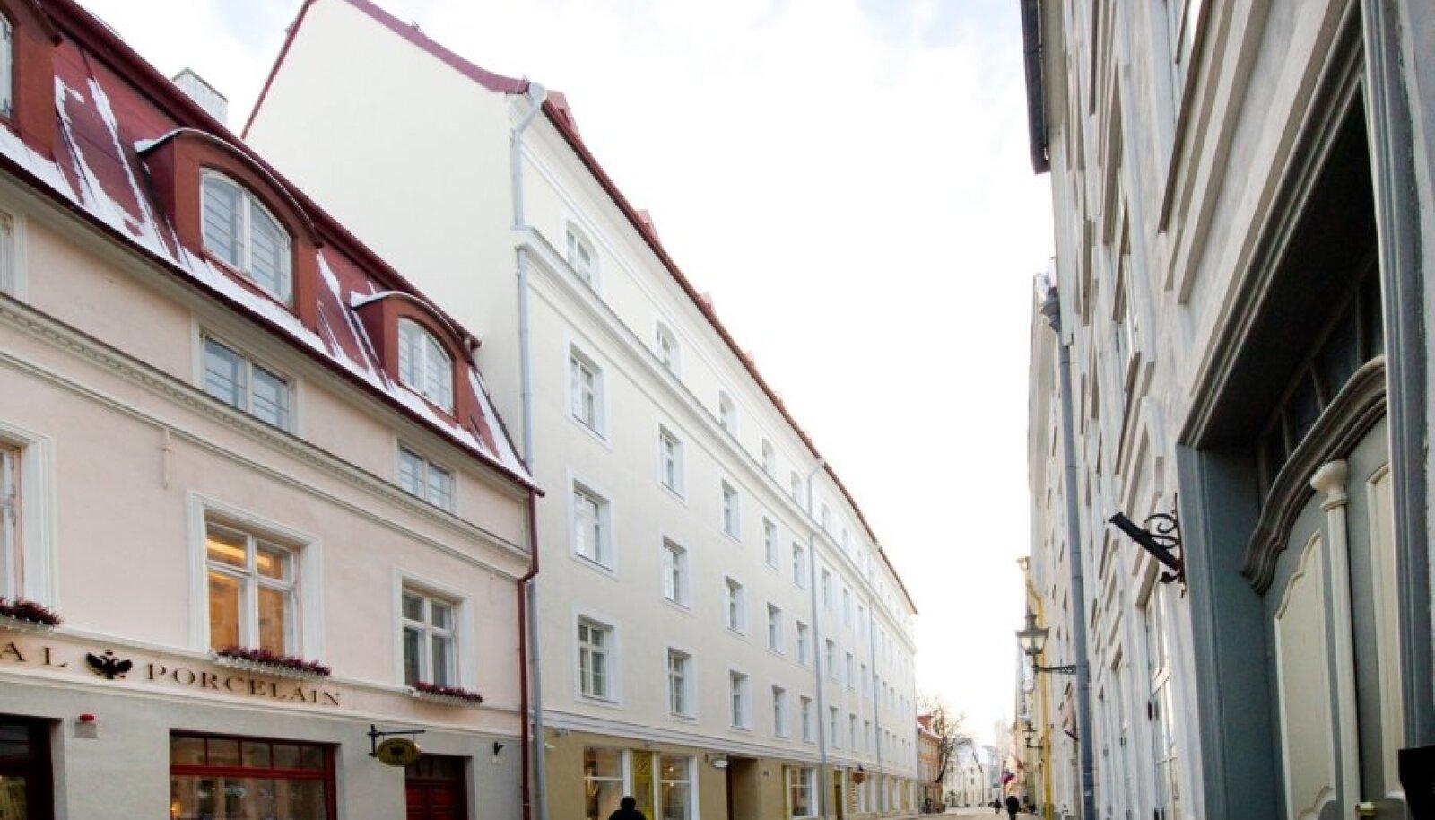 Illustreerival eesmärgil: Tallinn, Pikk 40 lähedal