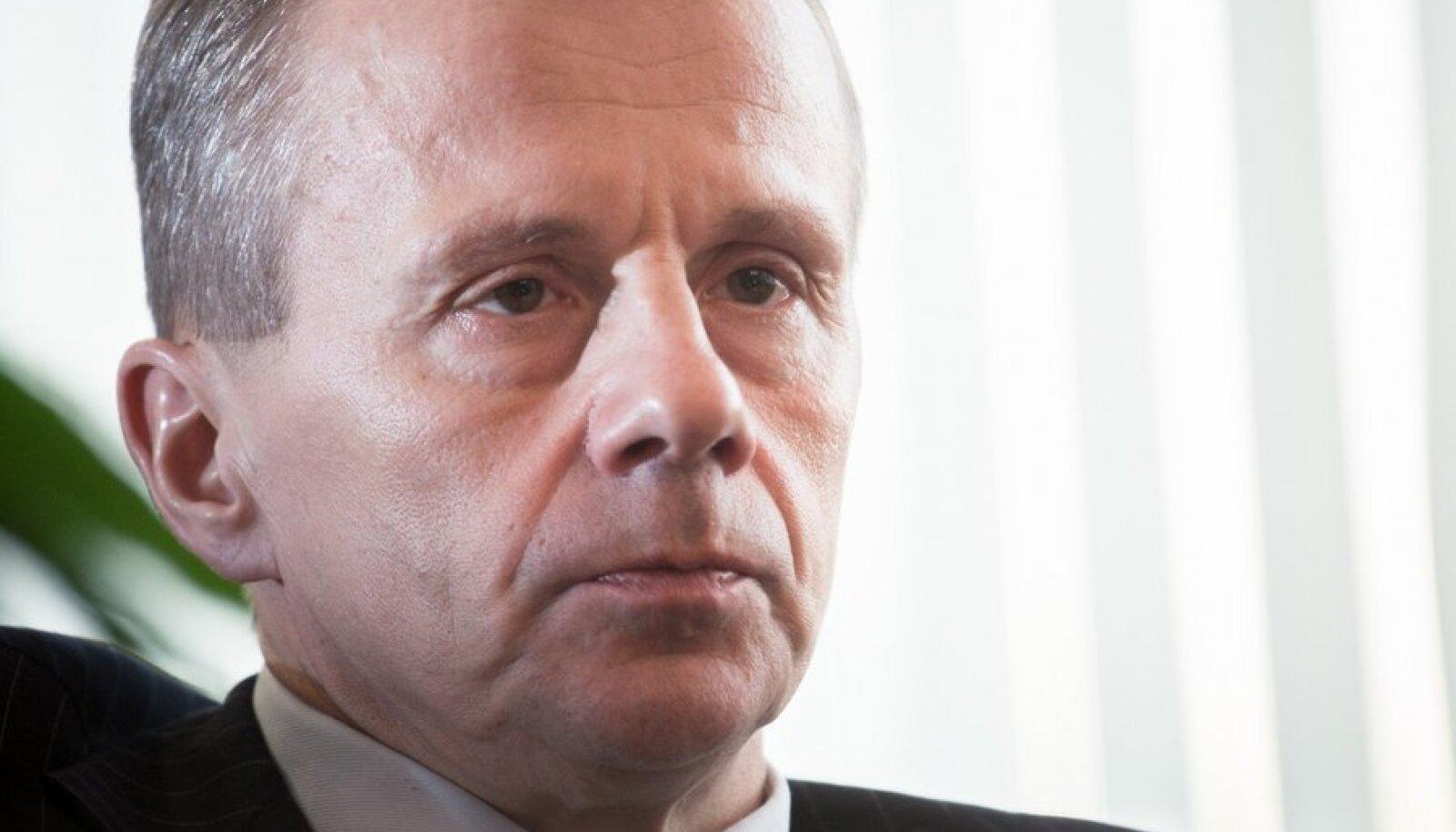 Rahandusminister Jürgen Ligi