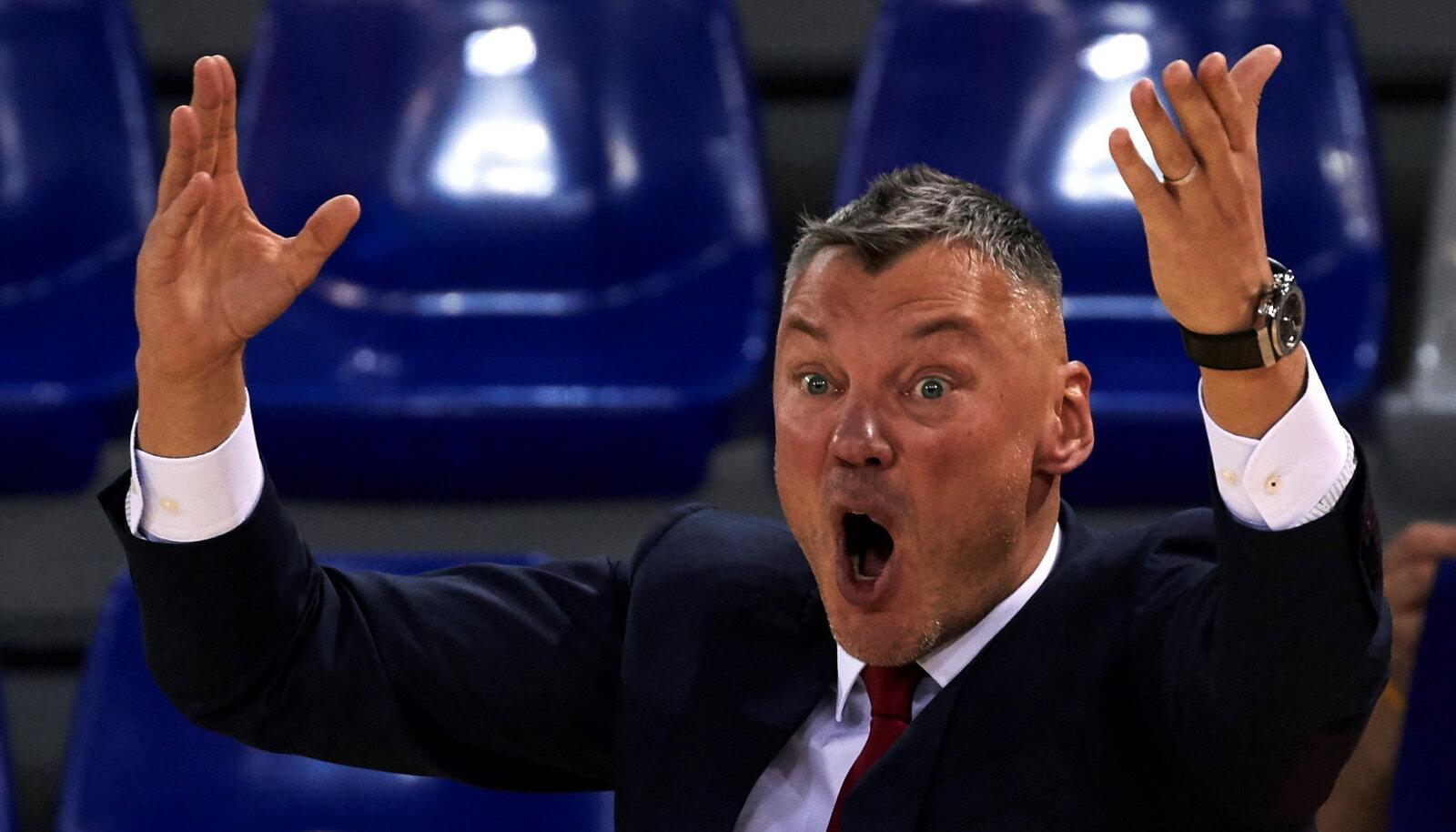 Barcelona peatreener Šarunas Jasikevicius oli reede õhtul vähemalt sada korda ahastuses, aga lõpuks tõid hoolealused võidu koju.