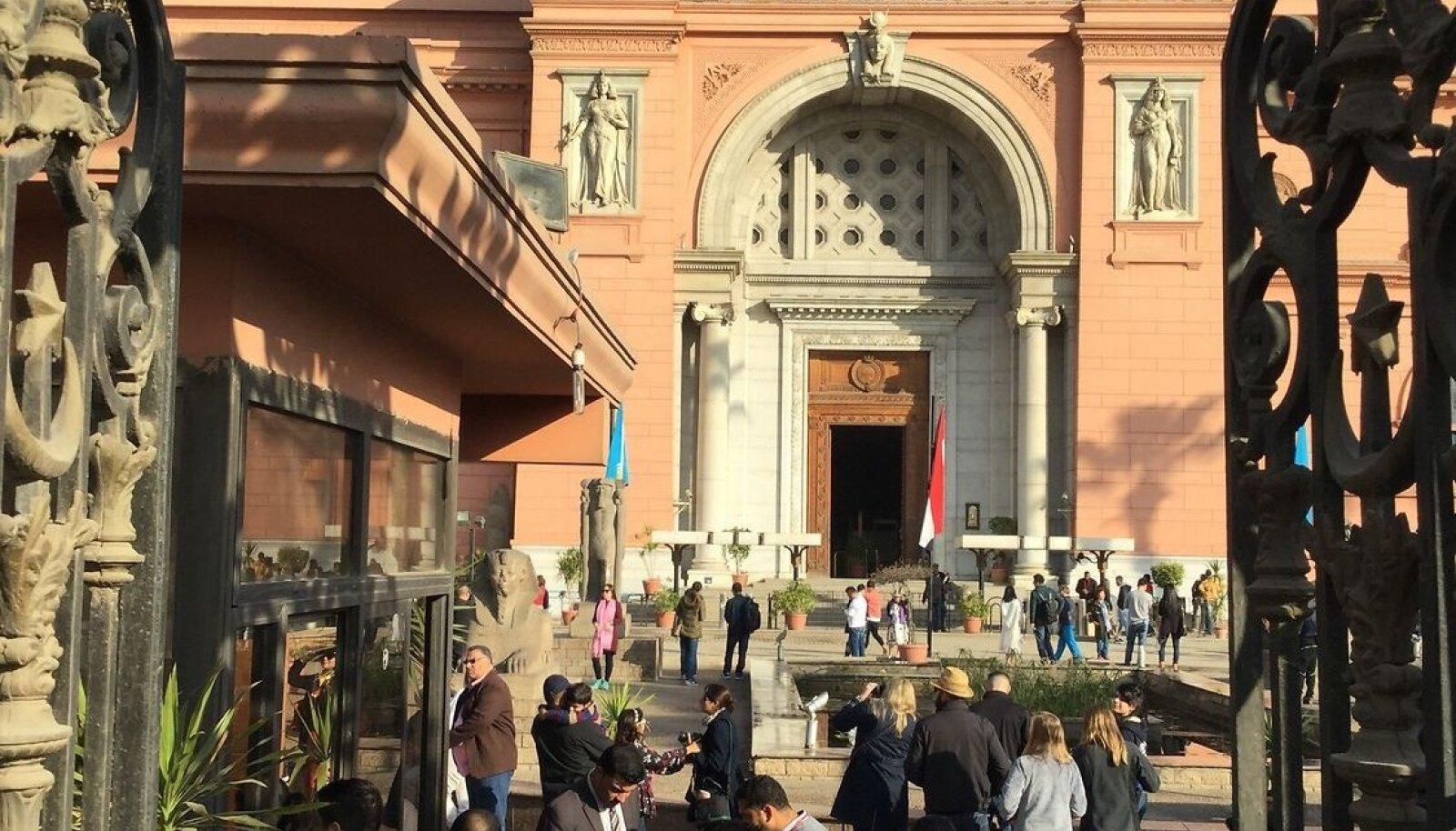 Национальный музей Египта.