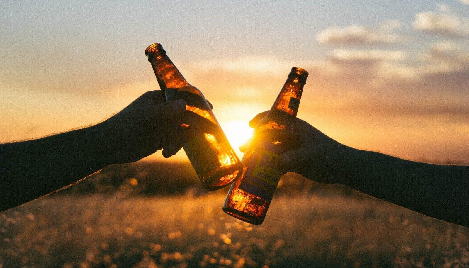 Õlles on palju antioksüdante, mis aitavad põletike vastu, mis on pikamaa aladel eriti tihedad ja tavalised.
