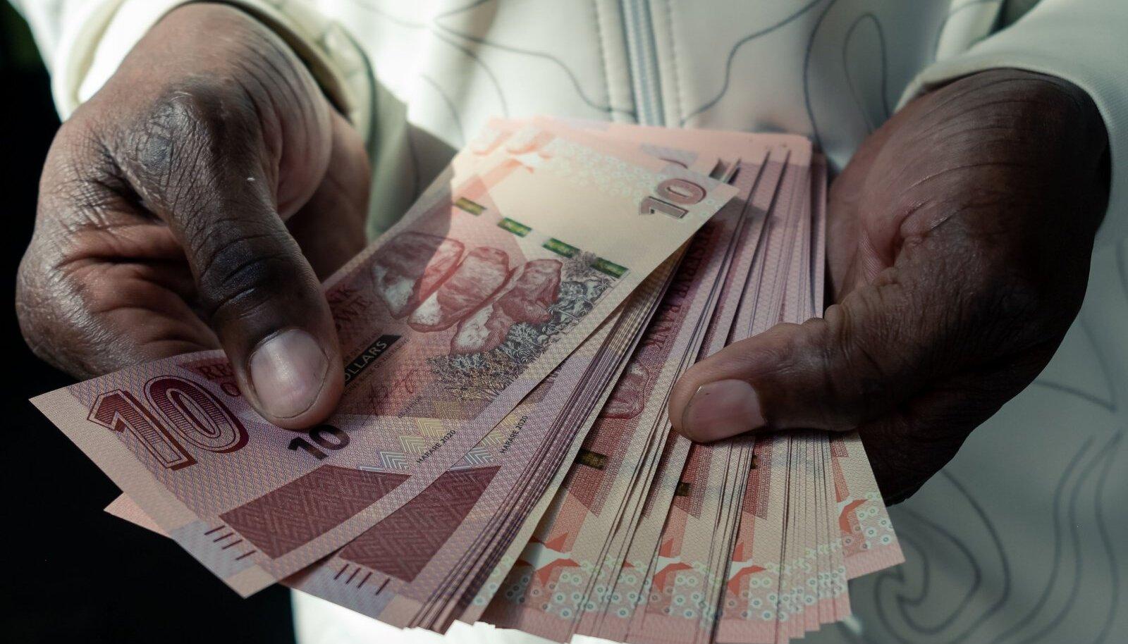 Zimbabwe dollarid