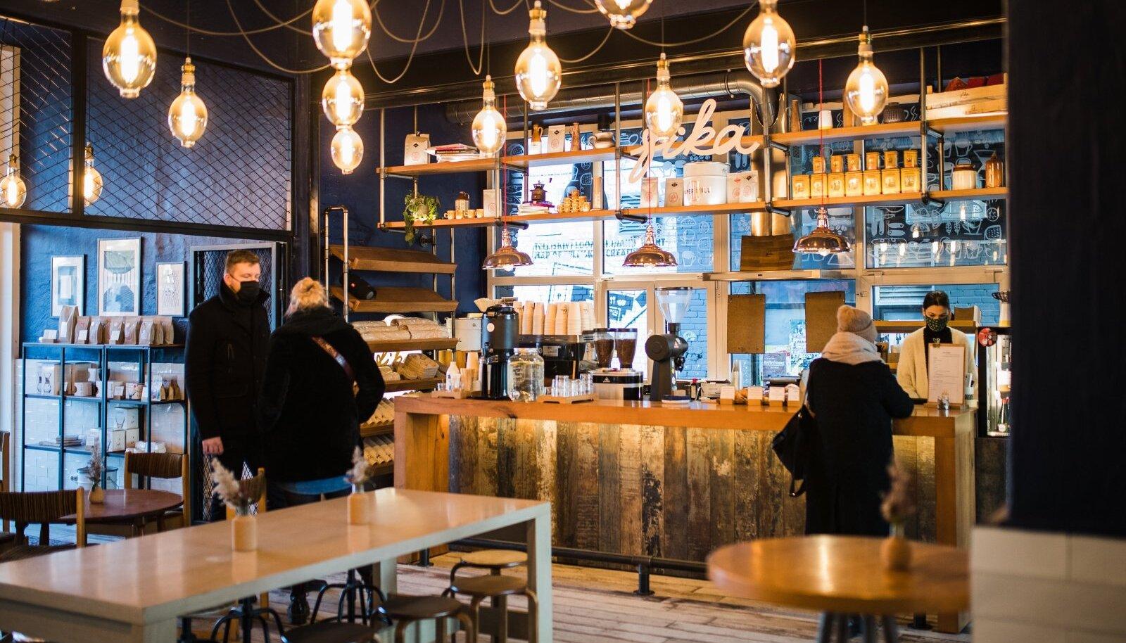Kohvikud ja restoranid piirangute all