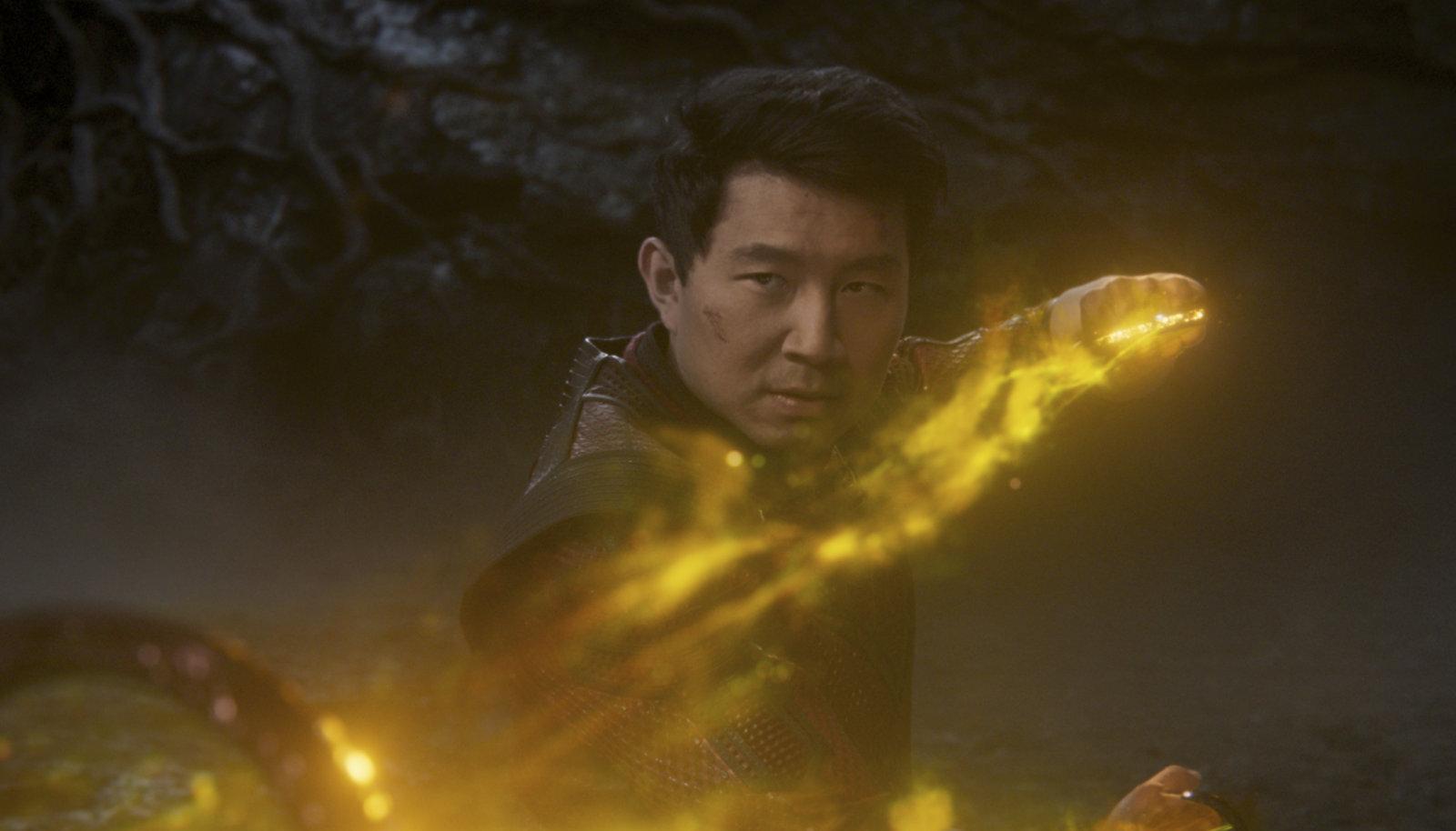 Shang-Chi ja Kümne Rõnga legend