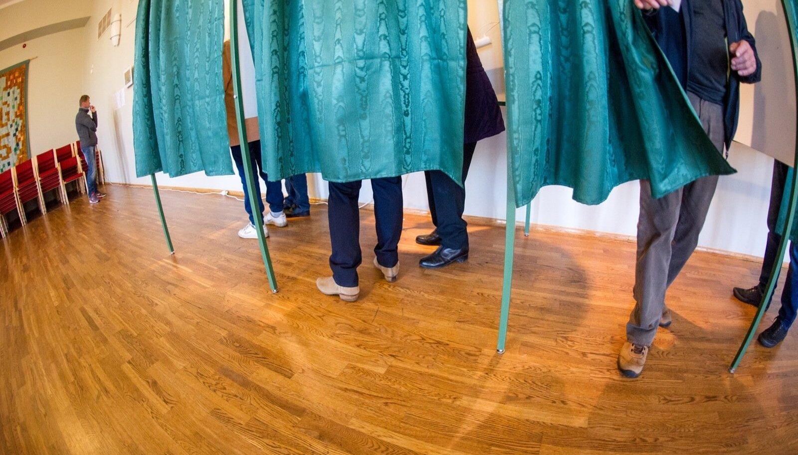 Valimised Sauel