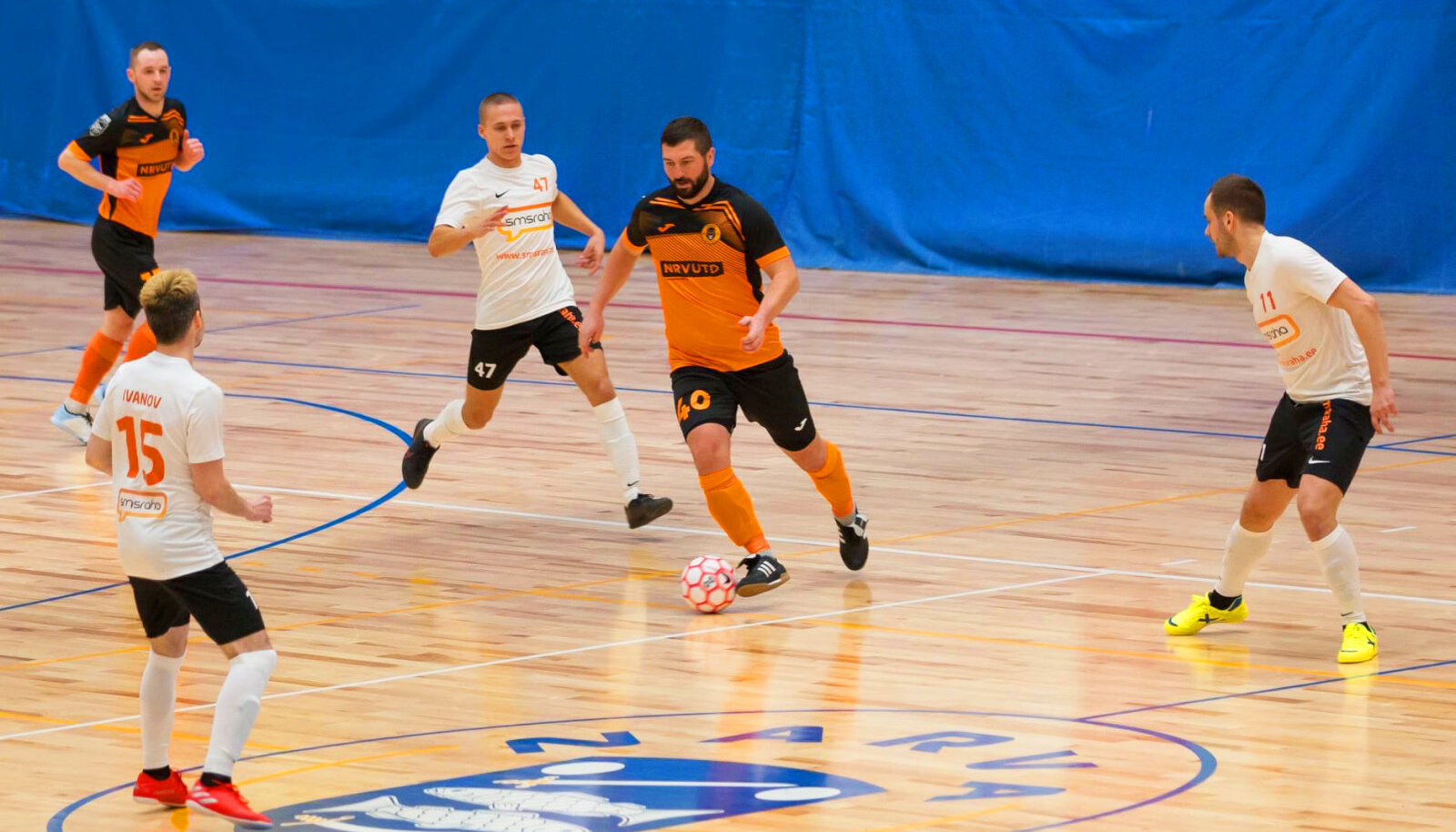 Baltic Futsal Marketing