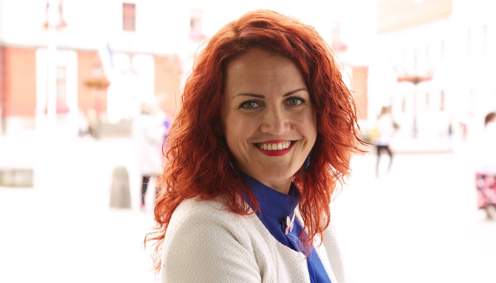 Mariann Kiidron. Foto: Erakogu