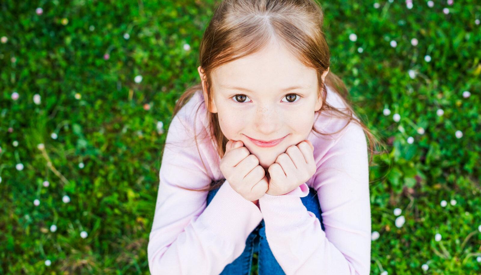 Lapse jaoks on kõige tähtsam olla armastatud