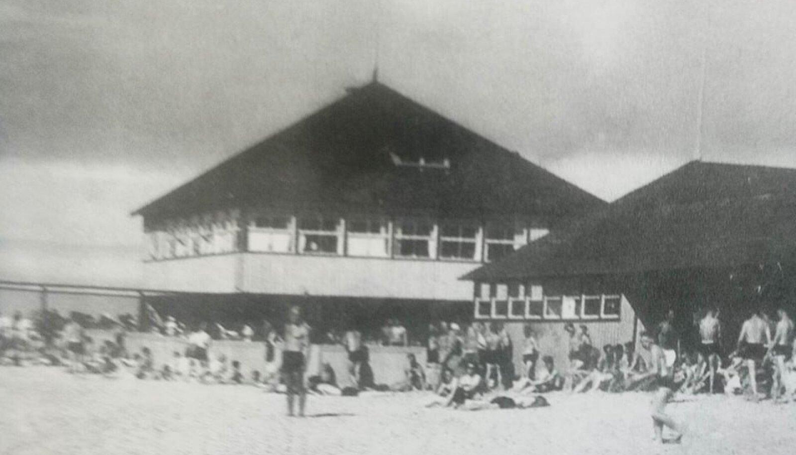 Rannahoone aastal 1937.