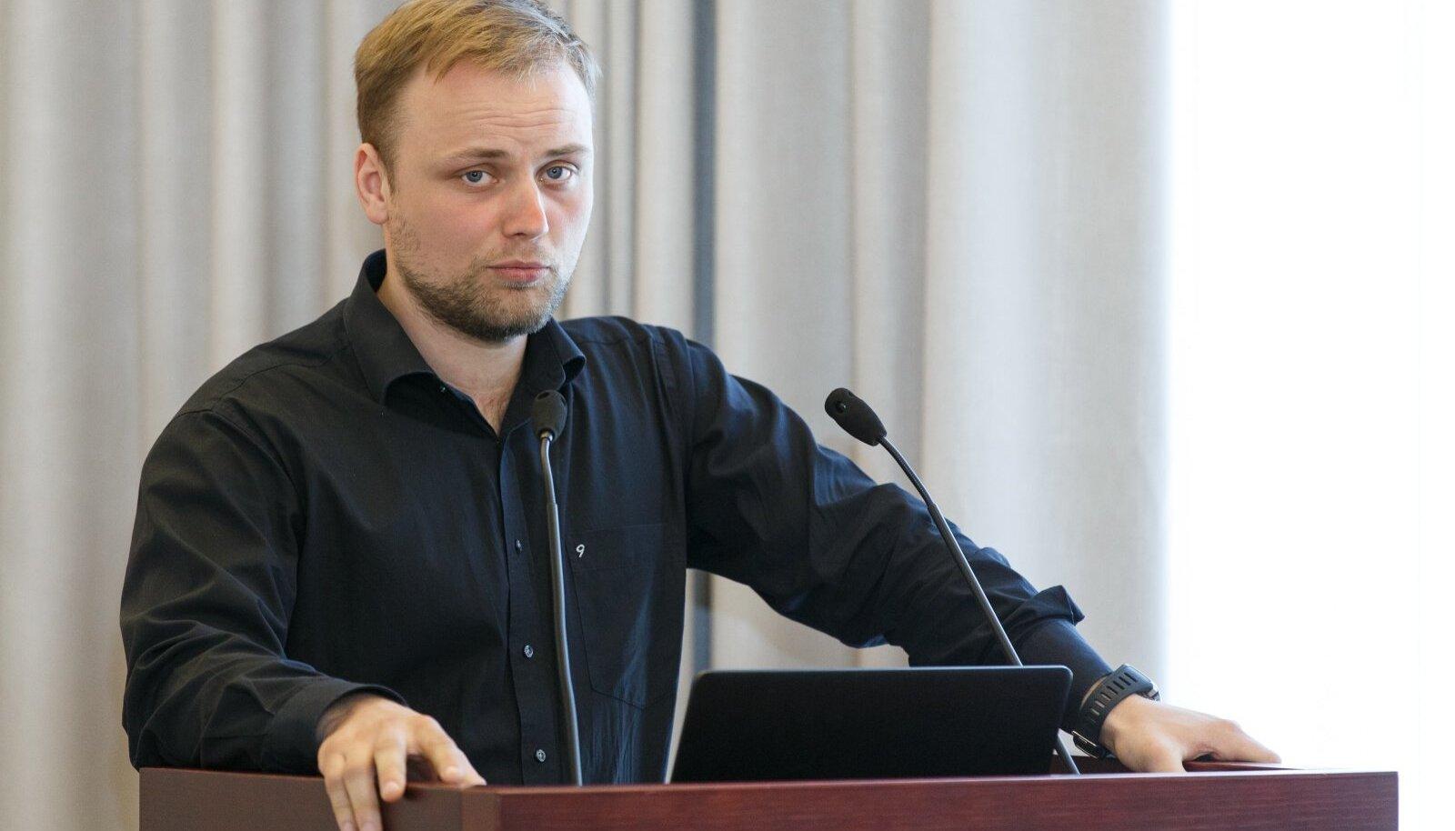 VASTUVÄITED: Kristjan Järvan vastab Ellex Raidla advokaadi Raino Paroni arvamusloole.