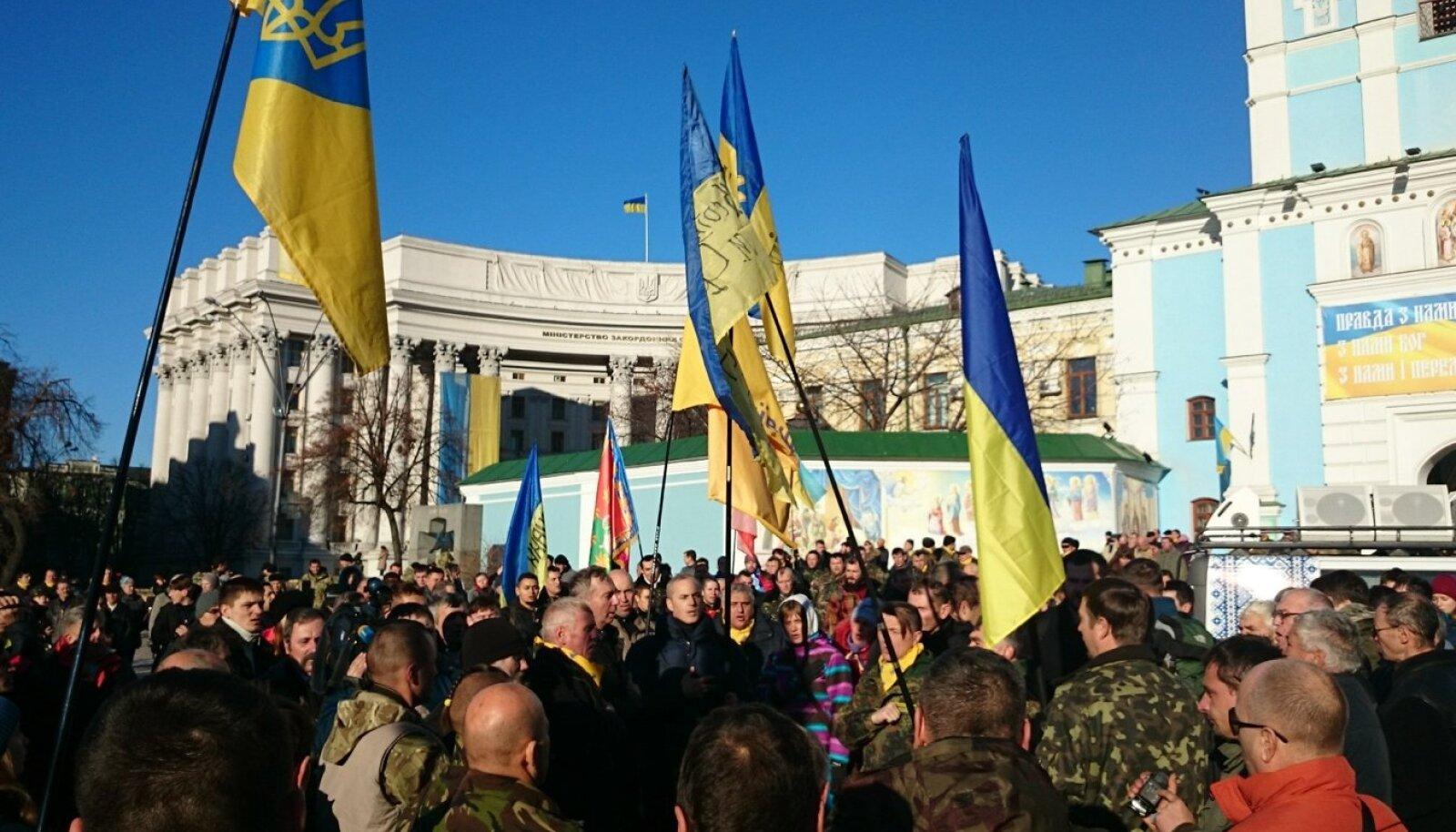 Ukraina võitis endale vabaduse ning sai kaela sõja Venemaaga