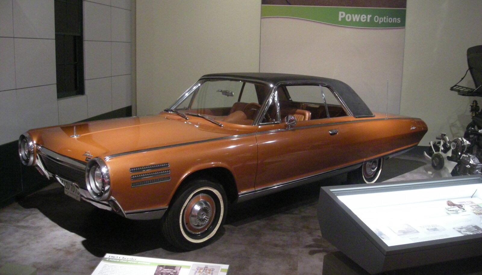 Chrysler Gas Turbine
