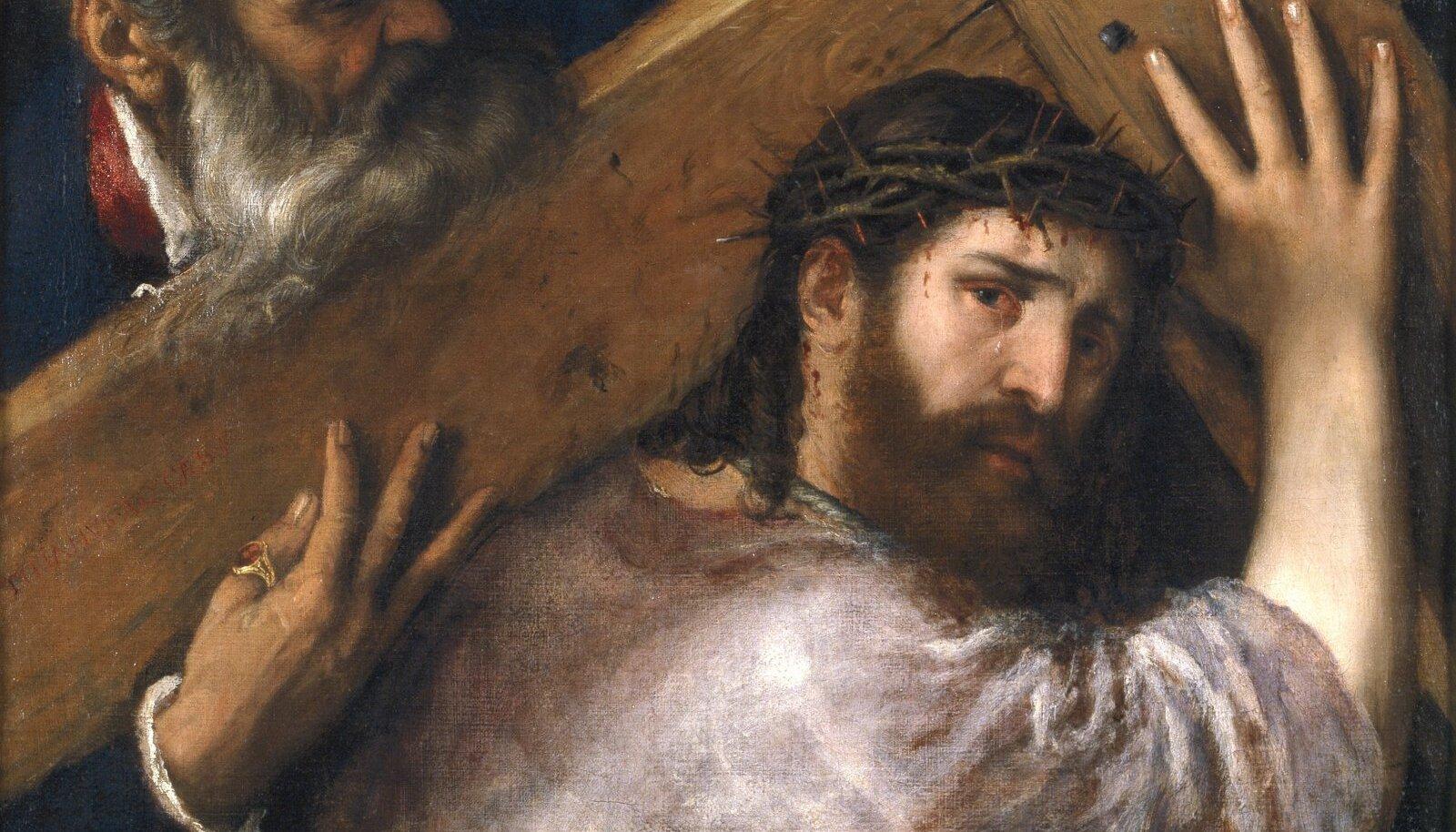 Jeesus Kristus ei olnud nõukogude inimene, seega võis ta vabalt oma risti kanda.