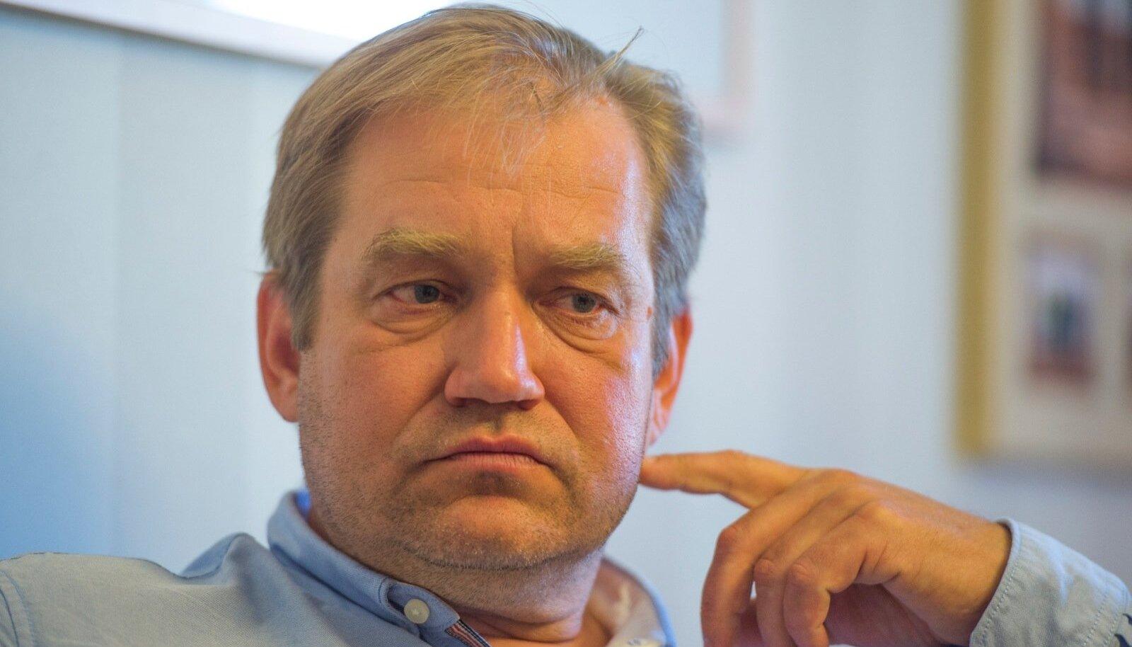 Ivari Padar intervjuul.collection